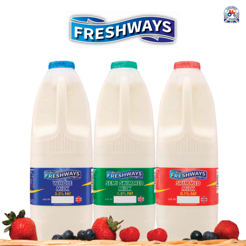 Load image into Gallery viewer, Semi Skimmed Milk 1ltr
