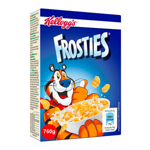 Load image into Gallery viewer, Kelloggs Frosties 1 x 750g