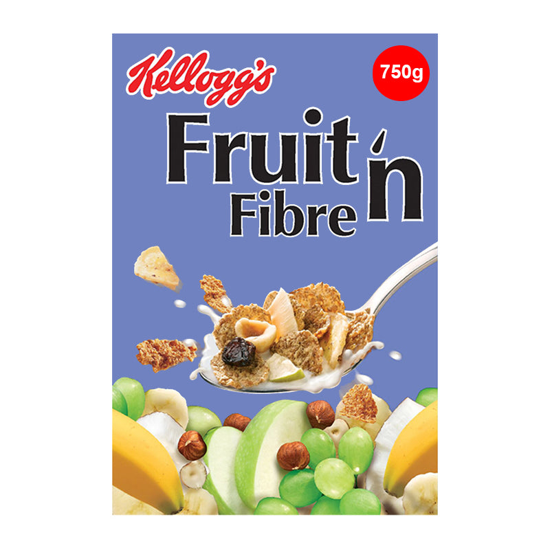 Load image into Gallery viewer, Kelloggs Fruit and Fibre 1 x 750g