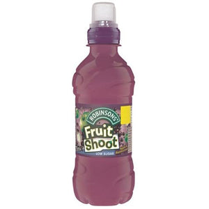 Load image into Gallery viewer, Robinson Apple & Blackcurrant Fruit Shoots 12 x 275ml