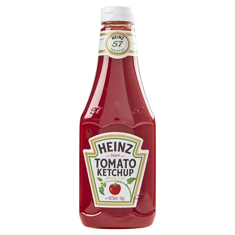 Heinz Tomato Ketchup 1kg