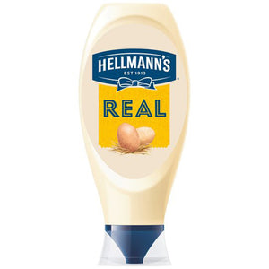 Hellmans Mayonaise Squeezy 750ml