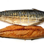 Hot Smoked Frozen Mackerel Fillets - 3.17kg