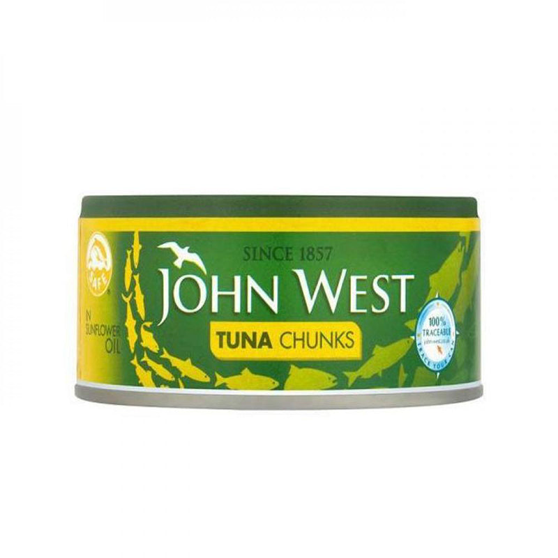 John West Tuna in Sunflower Oil 200g