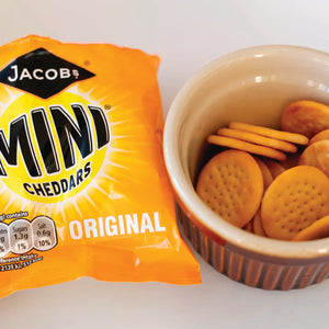Load image into Gallery viewer, Jacobs Mini Cheddar's Original, 48 x 25g