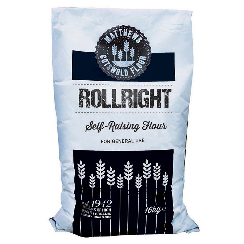 Matthews Self Raising Flour 16kg