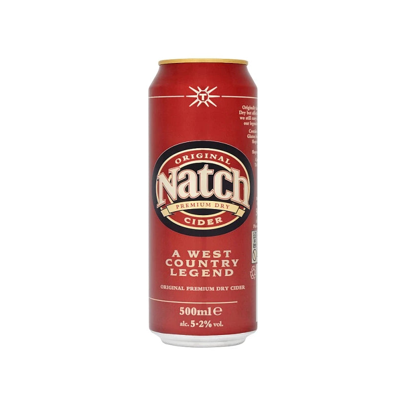 Natch Cider 24 x 500ml