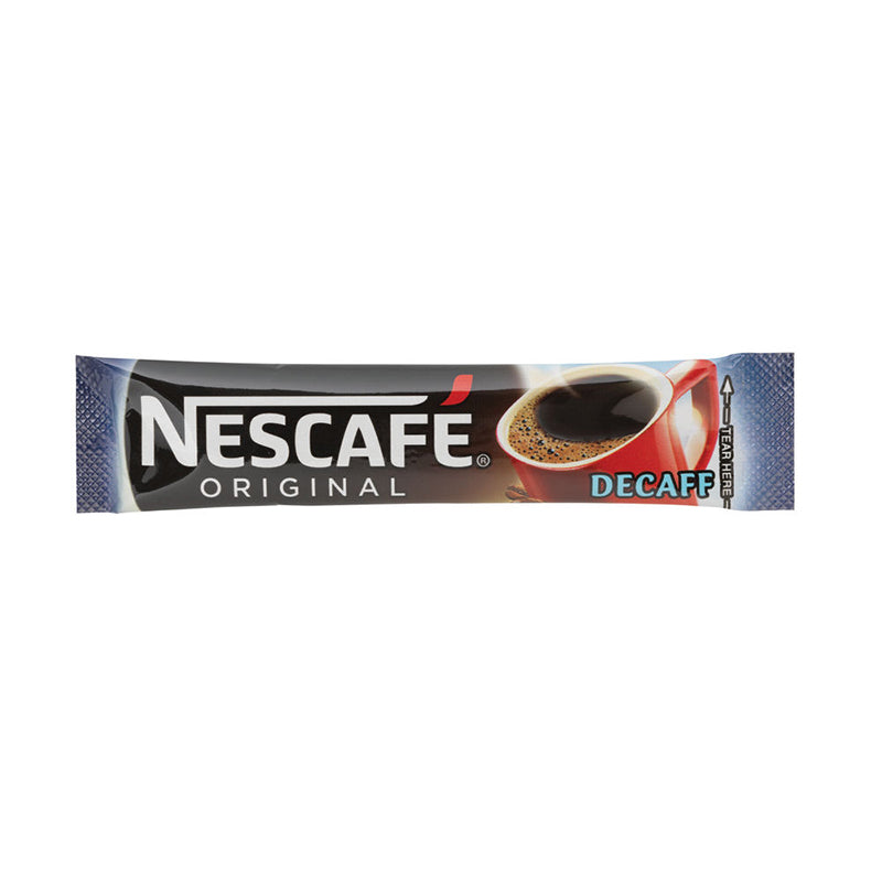 Load image into Gallery viewer, Nescafe Decaf Coffee Sticks 1 x 200