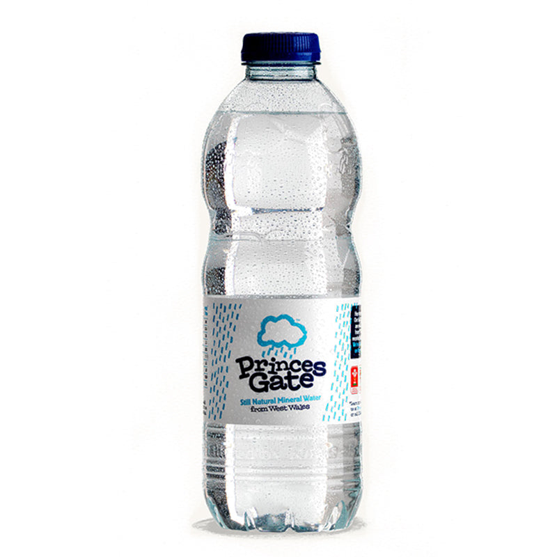 Princes Gate Screw Cap Mineral Water 24 x 500ml