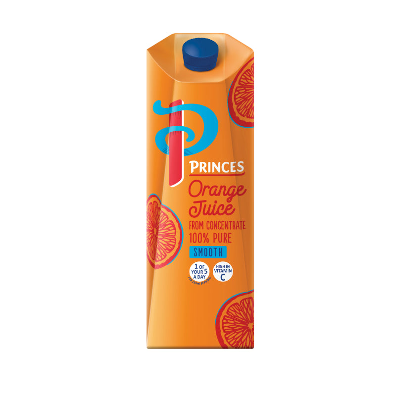 Princes Orange Juice 1L