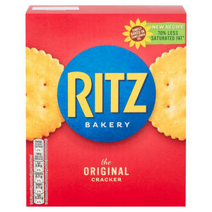 Load image into Gallery viewer, Ritz Original Cheese Biscuits 165g