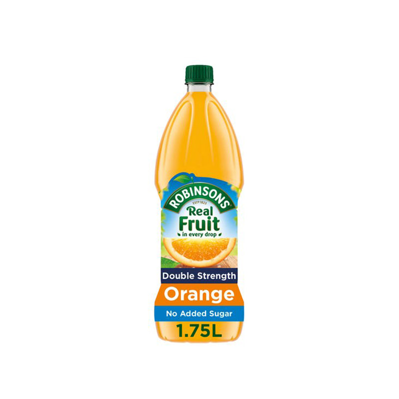 Robinsons Orange Double Concentrate 1.75L