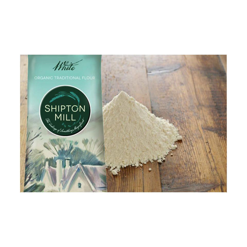 Shipton Mill Traditional Organic White Flour 1kg