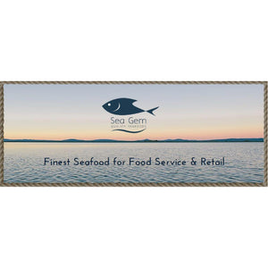 Load image into Gallery viewer, Seagem Frozen North Atlantic Cod Fillets 7oz - 8oz x 18