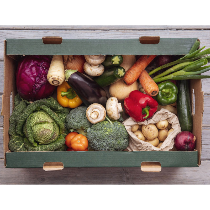 Seasonal Fruit & Vegetable Boxes