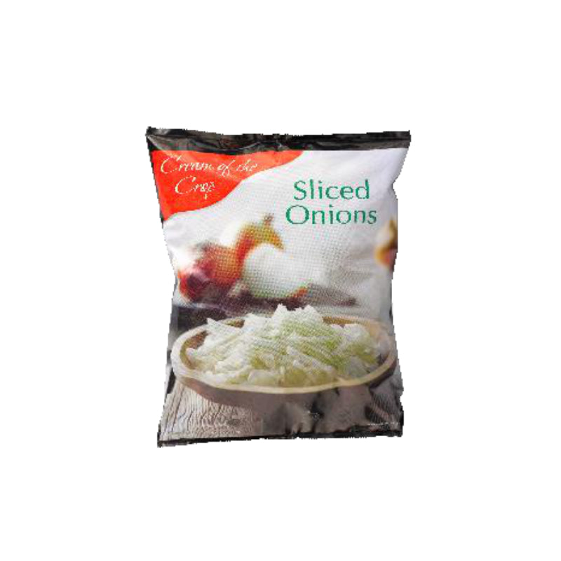 Cream of the Crop - Frozen Sliced Onions 907g