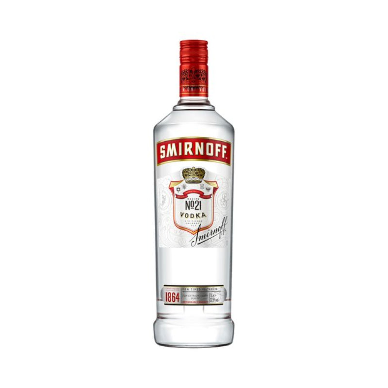 Smirnoff Vodka Red Label 1L