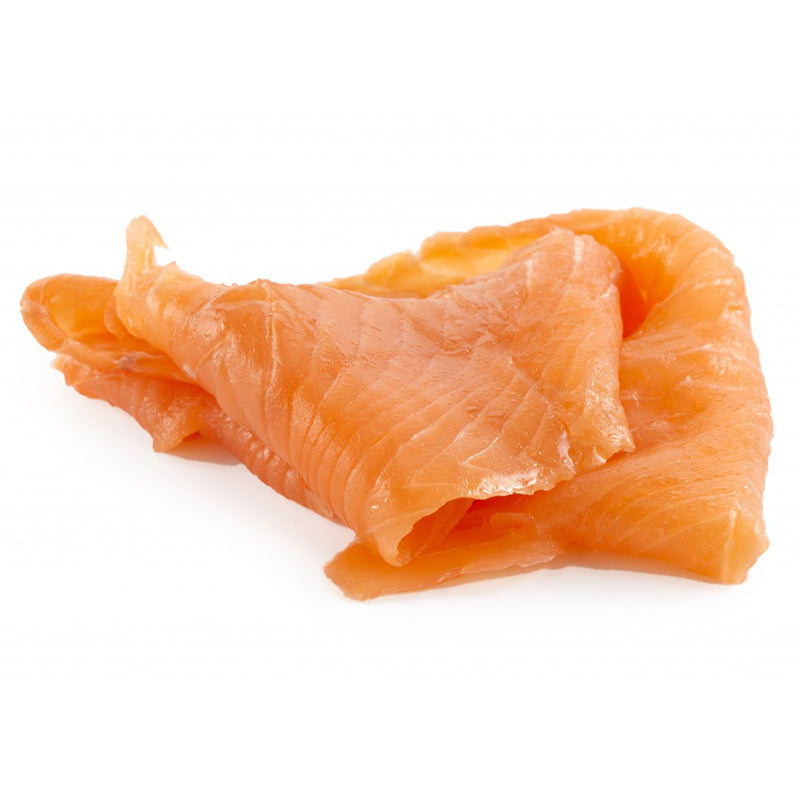 Smoked Salmon D Cut - Frozen 1kg