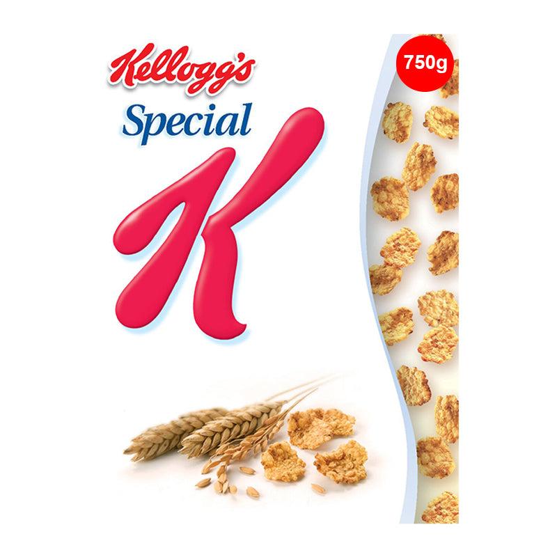 Load image into Gallery viewer, Kelloggs Special K 1 x 750g