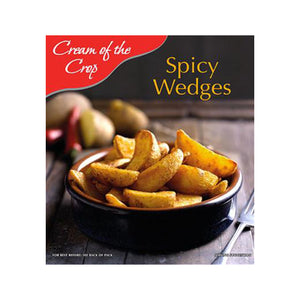 Cream of the Crop - Spicy Wedges 680g