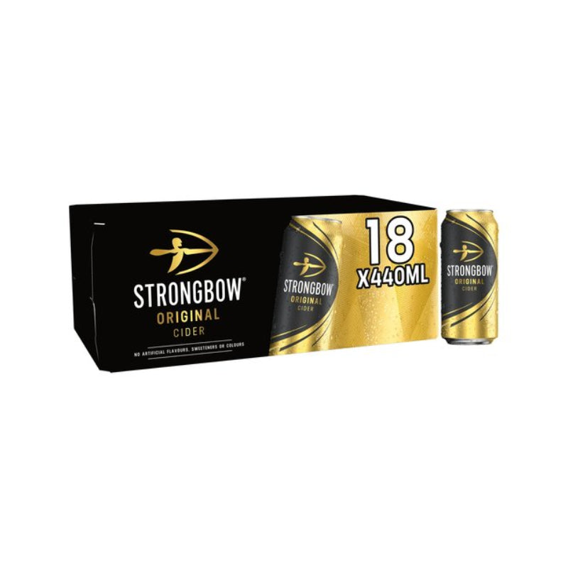 Strongbow Cider 18 x 440ml