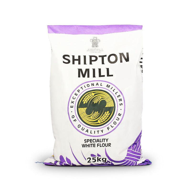 Shipton Mill Type 55 Strong White Bread Flour 25kg