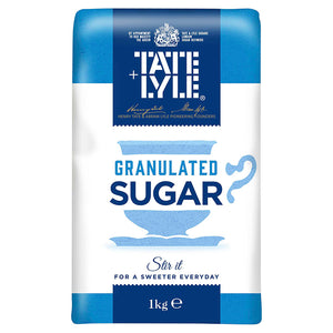 Tate & Lyle Granulated Sugar 1kg
