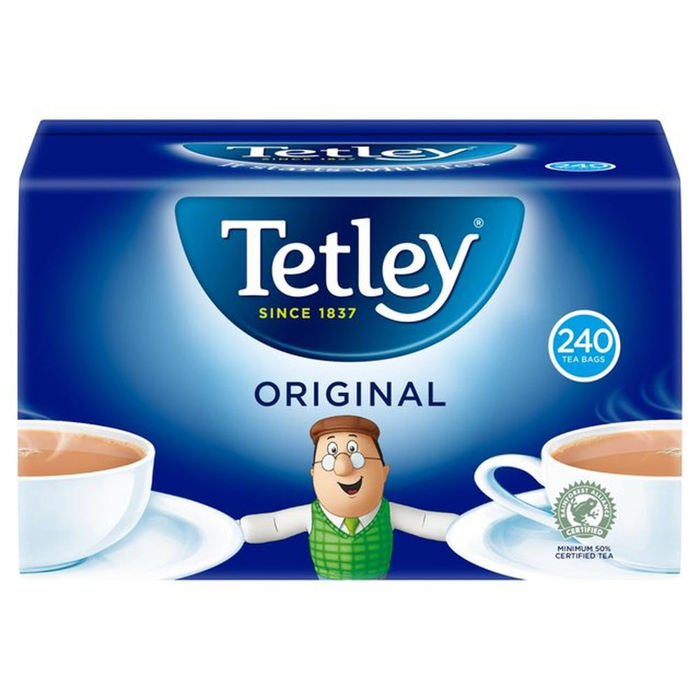 Tetley Original 240 Tea Bags