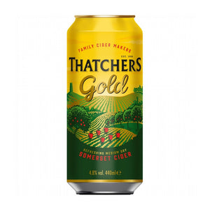Thatchers Gold 24 x 440ml
