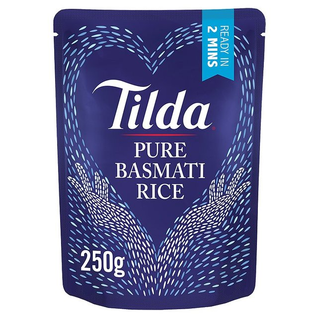 Load image into Gallery viewer, Tilda Pure Steamed Basmati Rice Classic 250G