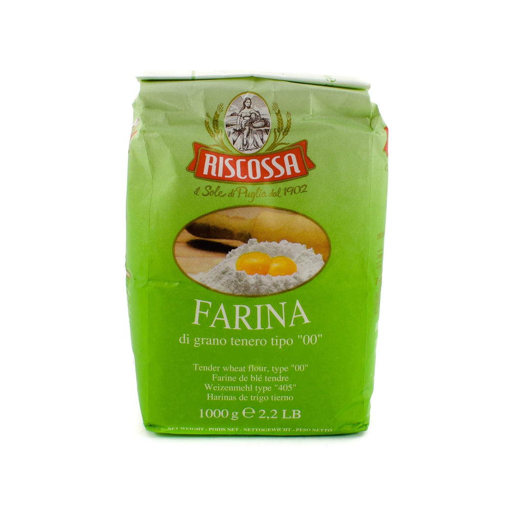 Italian Type 00 Strong White Flour 1kg
