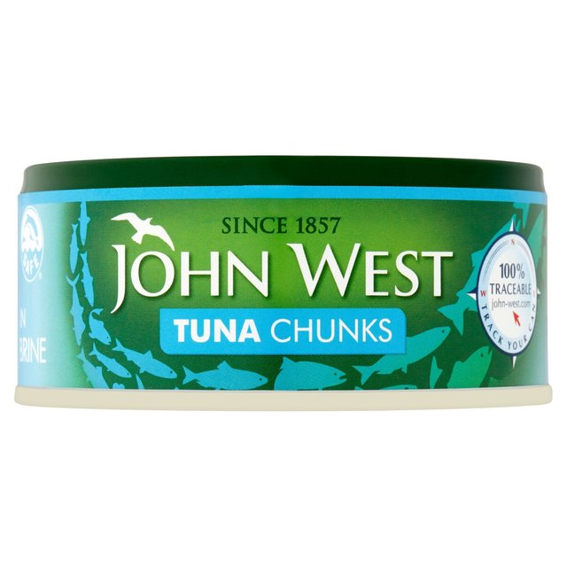 John West Tuna Chunks in Brine 200g