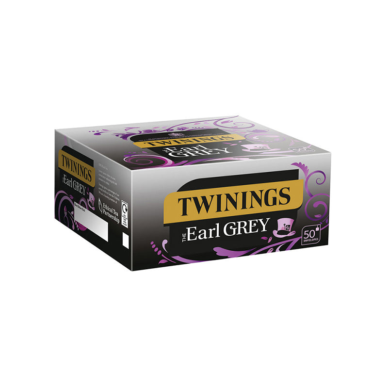 Twinings Earl Grey Envelopes 1 x 50