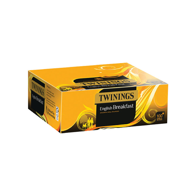 Twinings English Breakfast Tagged/Stringed 1 x 100