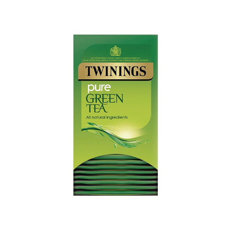 Twinings Green Tea Envelope 1 x 20