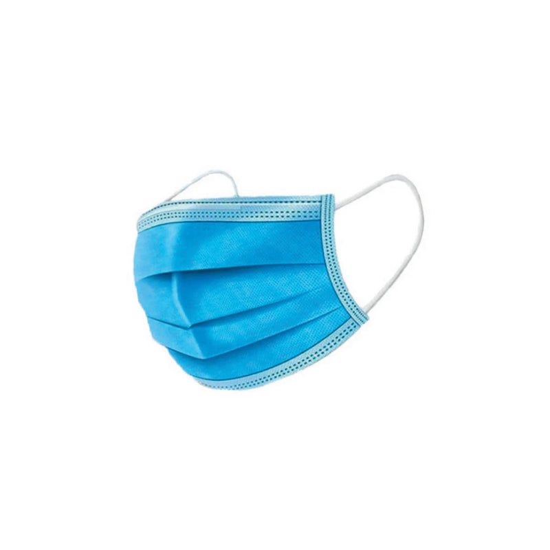 Disposable Face Masks 3ply 1 x 50