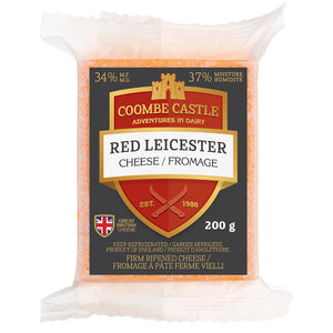 Coombe Castle Red Leicester 200g