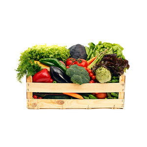 Ashton Farms Family Vegetable Box