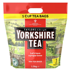 Load image into Gallery viewer, Yorkshire Tea Bags 600 pack