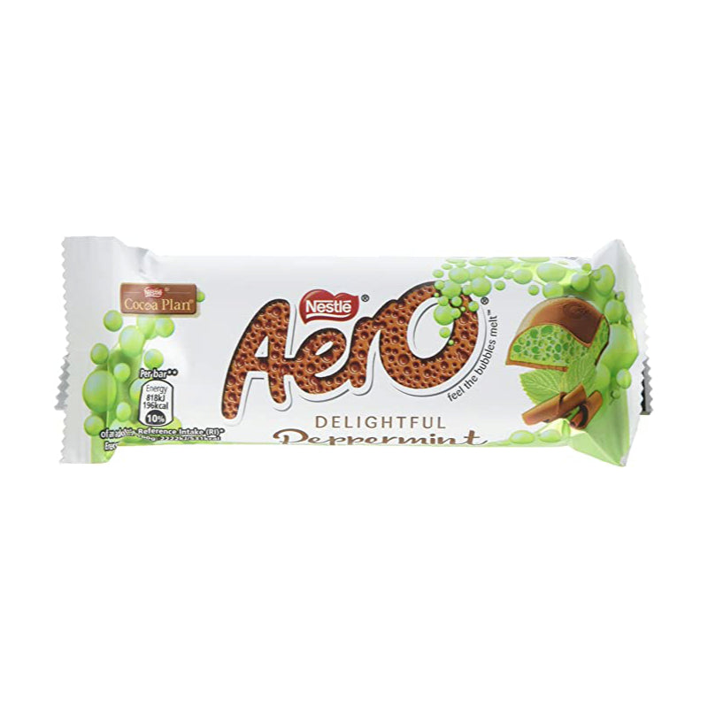 Load image into Gallery viewer, Aero Peppermint Bar 24 x 36g