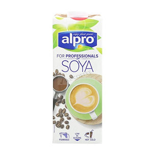 Load image into Gallery viewer, Alpro Professional Soya Milk 1ltr