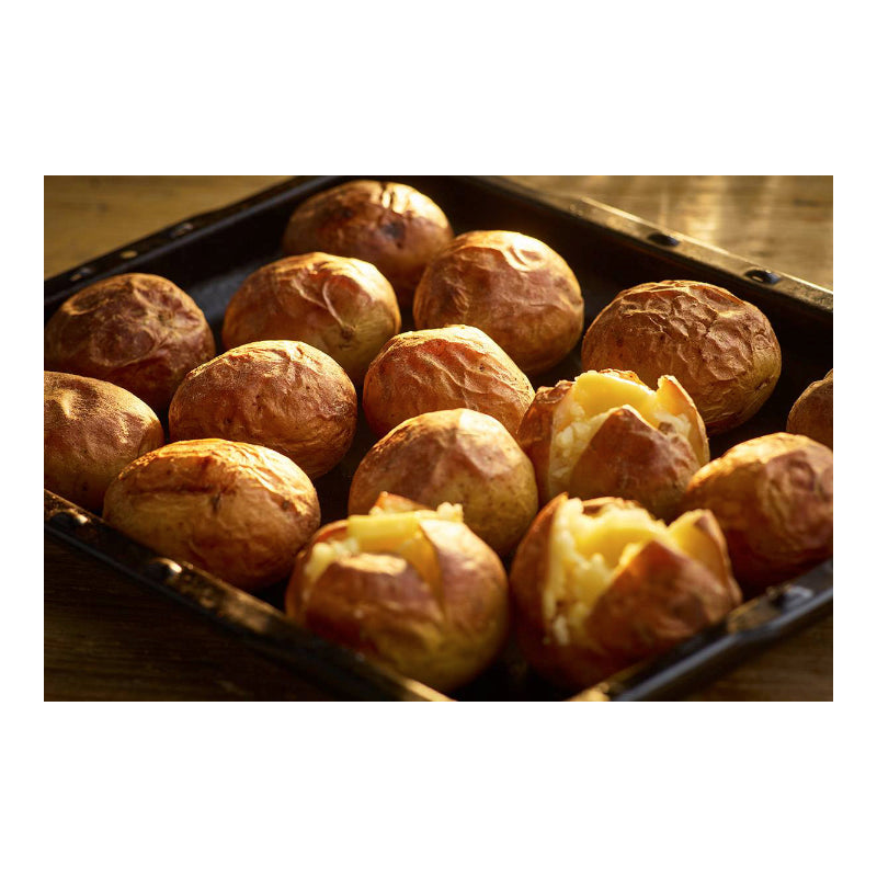 Bannisters Baked Large Jacket Potatoes 1 x 7