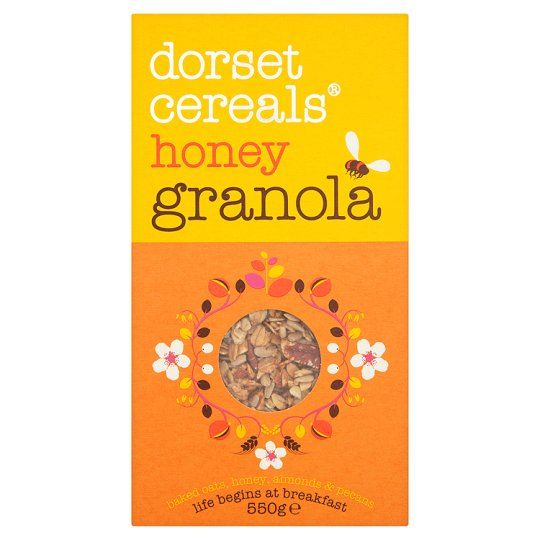 Dorset Cereal Honey Granola 500g