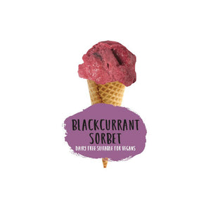 Load image into Gallery viewer, 1ltr Marshfield Blackcurrant Sorbet