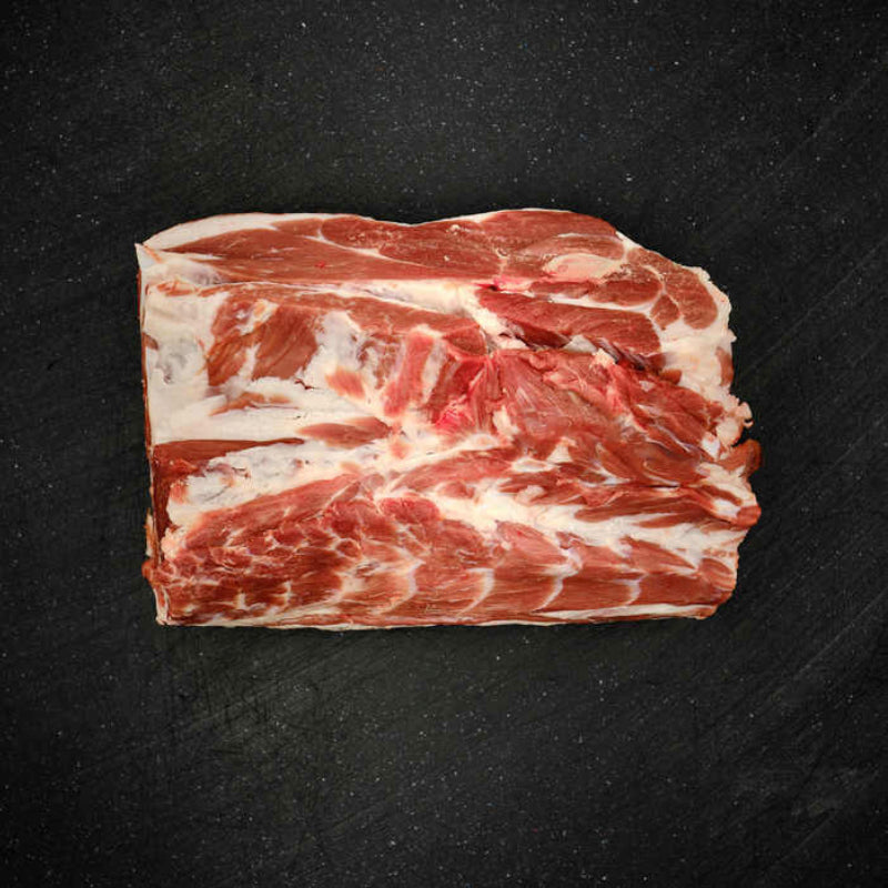 Ruby & White Shoulder of Lamb on the bone 2kg