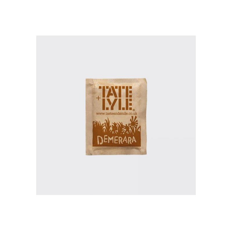 Load image into Gallery viewer, Tate & Lyle Brown Sugar Sachets 1000
