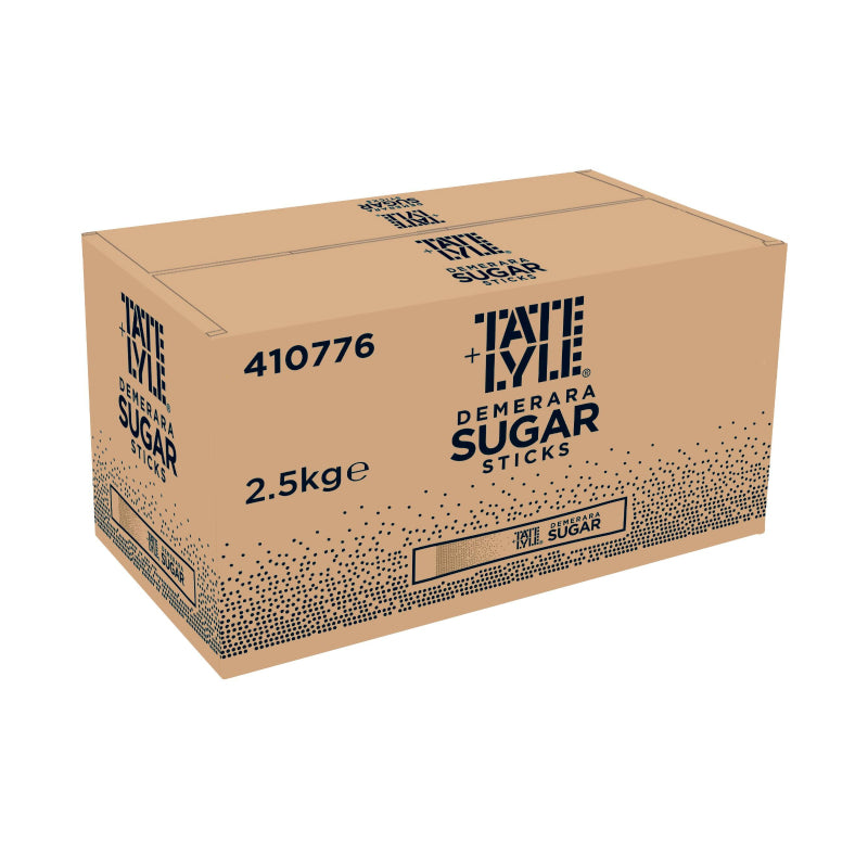 Load image into Gallery viewer, Tate & Lyle Brown Sugar Sticks 1000