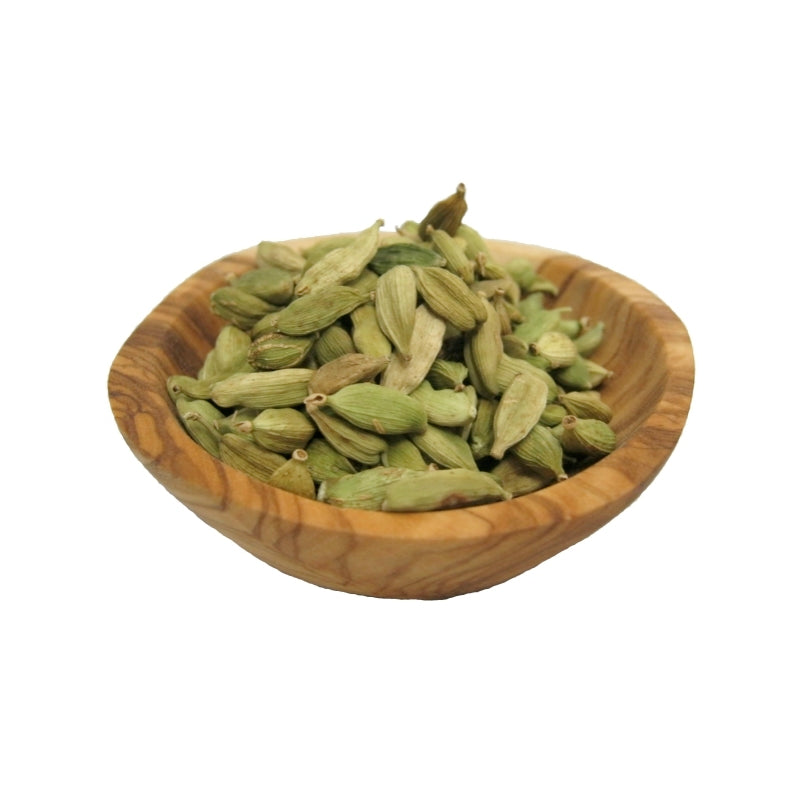 Whole Green Cardamon Pods 350g