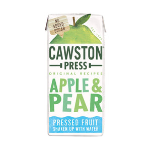 Load image into Gallery viewer, Cawston Press Apple & Pear Tetra Cartons 18 x 200ml