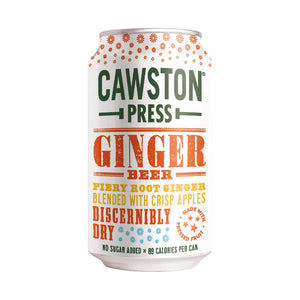Cawston Press Ginger Beer Cans 24 x 330ml